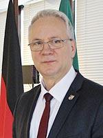 Dr Stefan Rudolph